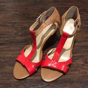 Marc Fisher size 9 wedges